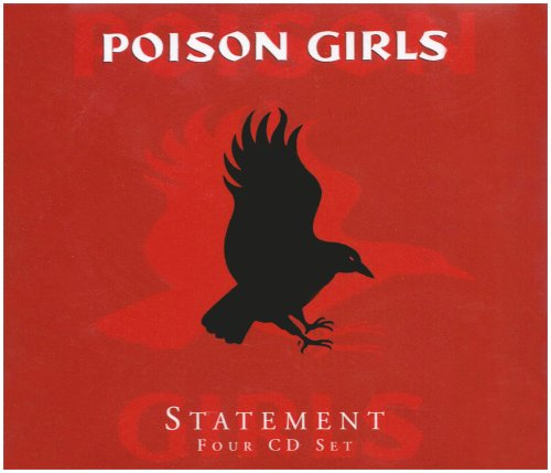 Poison Girls-Statement-4CD-FLAC-1995-DeVOiD Download