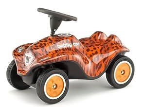 big 56177 new bobby car leopard amazon exklusiv amazon. Black Bedroom Furniture Sets. Home Design Ideas