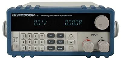 BK Precision 8500 Programmable DC Electronic Load Tester, 300W