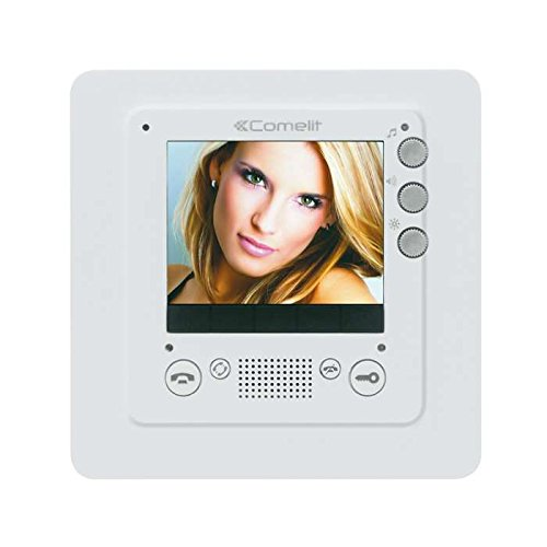 Comelit EX-720H Hands Free Color Expansion Monitor