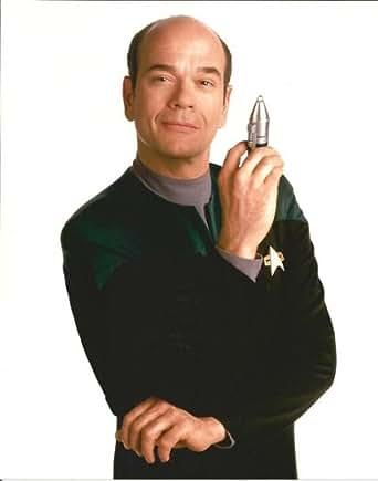Amazon.com: Robert Picardo as The Doctor from Star Trek ...
