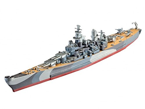 Revell Germany USS Missouri BB-63 Battleship Model Kit - 1
