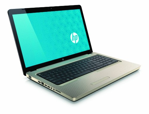 HP G72-b60us 17.3-Inch Laptop PC - Up to 5 Hours of Battery Life (Biscotti)