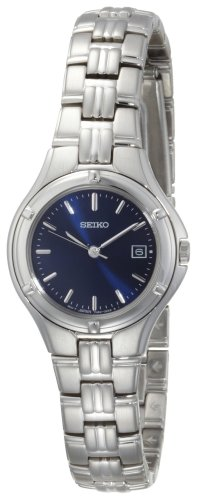 Seiko Women's SXDA89 Sporty Dress Watch
