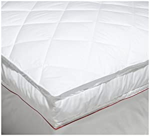 Pinzon Chamonix Queen Reversible Dual Season Down Featherbed