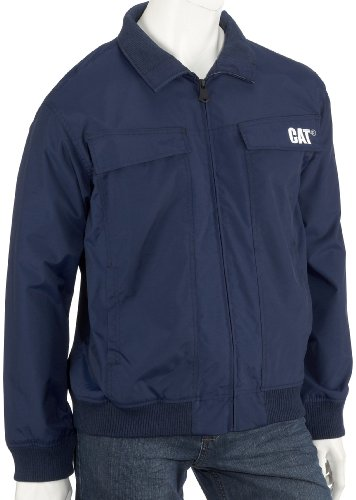 Caterpillar Mens Snug Jacket Navy C073213 Small