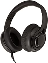 AmazonBasics Premium Over-Ear Headphones