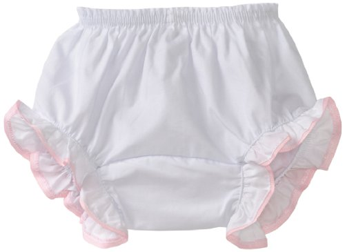 White Baby Bloomers