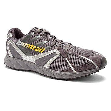Buy Montrail Mens Rogue Racer Shoe, Black Sunspot, Sz 10 by Montrail