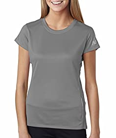New Balance Women's Tempo Ladiesu00d5 Performance T-Shirt