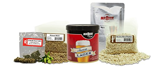 Mr. Beer Grass Cutter Lager Homebrewing Beer Refill Kit (Mr Beer Refill Lme compare prices)