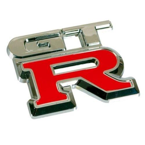 3D07230-Chrome-rouge-3D-emblme-de-la-voiture-auto-adhsif-logo-caractres-3M-auto-adhsif-GTR