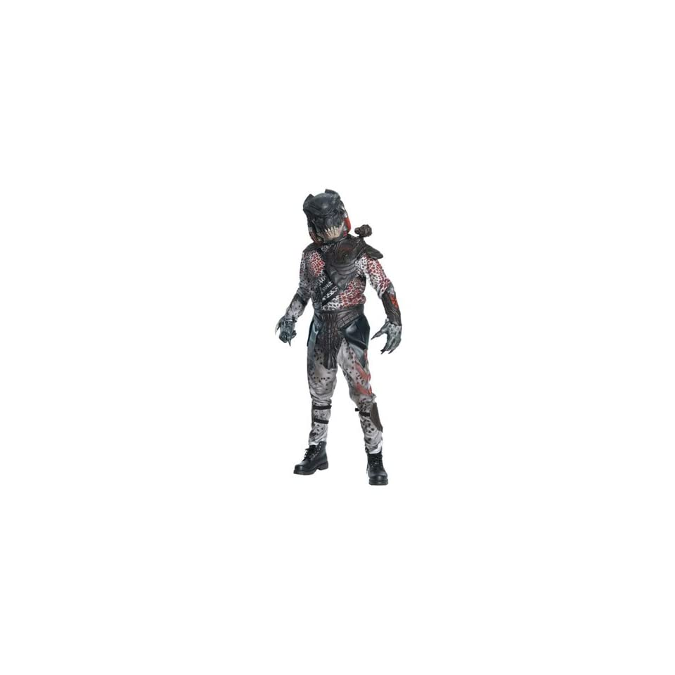 Kids Predator Costume Mask Sizestandard On Popscreen