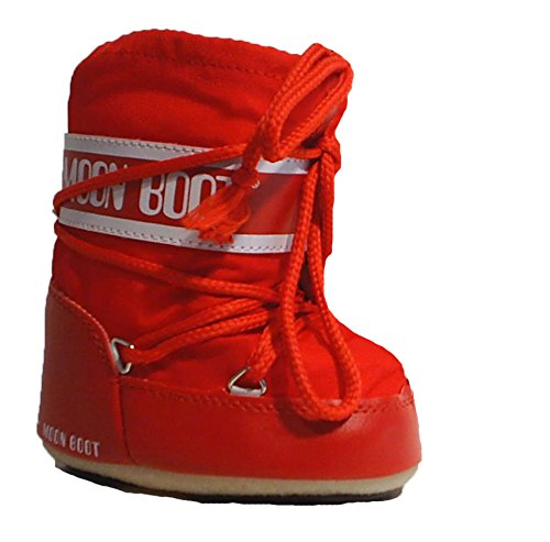 Moonboots Moon Boot Tecnica Schnee Stiefel rot