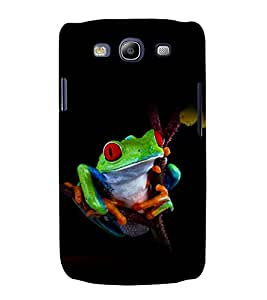 printtech Nature Frog Back Case Cover for Samsung Galaxy S3 / Samsung Galaxy S3 i9300