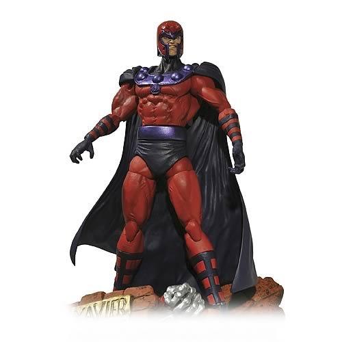 Marvel Select(マーベルセレクト) Magneto (マグニート) フィギュア