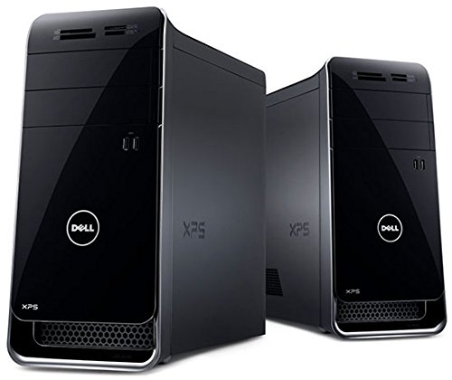 Dell XPS 8900 Desktop – Intel Core i7-6700 6th Generation Quad-Core Skylake up to 4.0 GHz, 64GB DDR4 Memory, 128GB SSD + 1TB SATA Hard Drive, 2GB Nvidia GeForce GT 730, DVD Burner, Windows 10