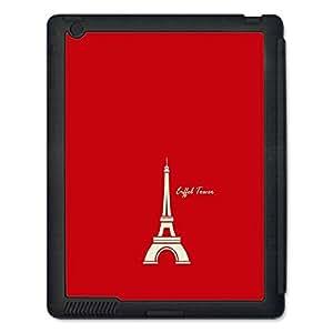 Skin4gadgets Iconic Wonder Taj Mahal Colour - Red Tablet Designer SMART CASE for IPAD 2