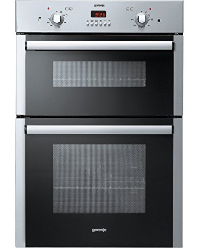 Gorenje BD2116AX Double Electric Oven in Stainless Steel