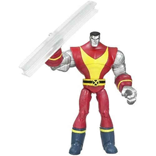 X-Men Wolverine Animated Action Figure Colossus by Hasbro [병행수입품]
