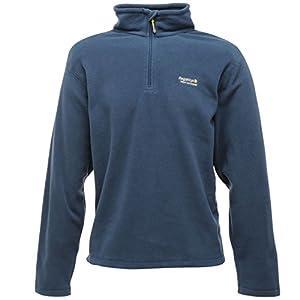 Regatta Men's Thompson Fleece Jacket - Blue Wing, 2X-Large