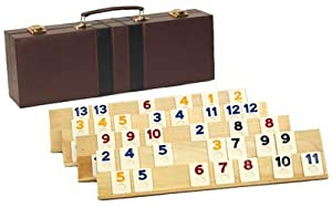 DELUXE TILE RUMMY by Fame Products