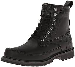 Timberland Men\'s Chestnut Ridge Waterproof Boot,Black,9.5 M US