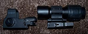 Sightmark Ultra Shot and 5x Magnifier Combo by Sightmark