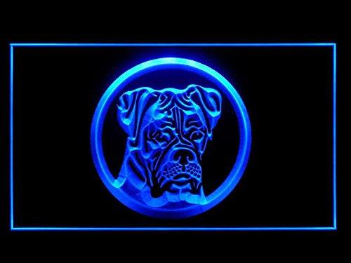 C B Signs Boxer Dog Pet Led Sign Neon Light Sign Display