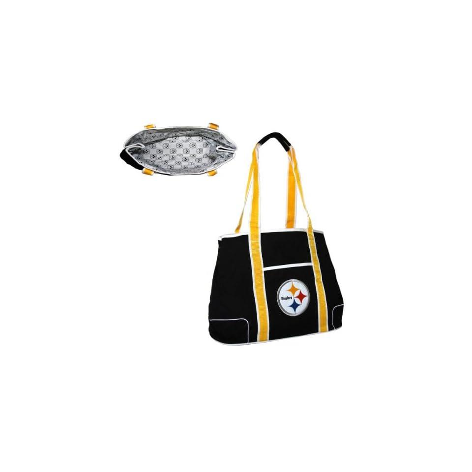NFL Pittsburgh Steelers Team Color Hampton Tote