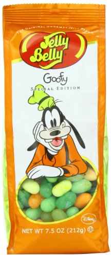 Jelly Belly Jelly Beans, Goofy Special Edition, 7.5 Ounce