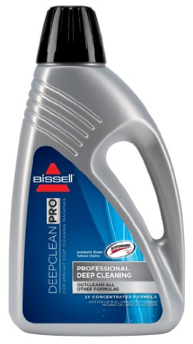 Bissell 78H6B Deep Clean Pro 2X Deep Cleaning Concentrated Formula, 48 ounces (Bissel Pet Carpet Shampoo compare prices)