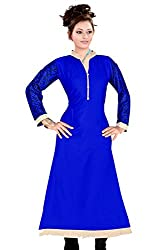 Harshil Fashion Women Kurtas (4008) (XL)