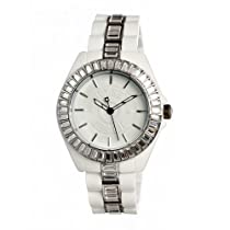 Jet Set Of Sweden St. Tropez White Dial Ladies Watch #J15144-131