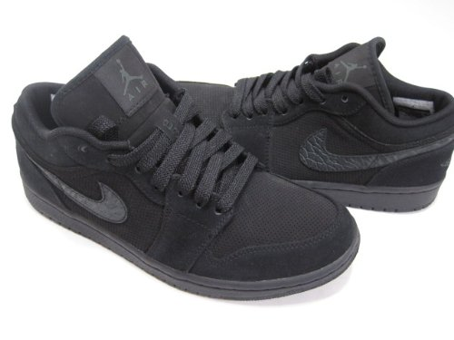 Air Jordan 1 Phat Low 338145-009 Mens Basketball Shoes