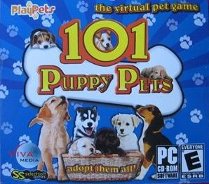 101 Puppy Pets - The Virtual Pet Game