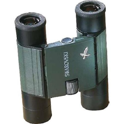 Swarovski Optiks 8X20 B Green Pocket Swarobright Binocular