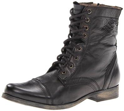 Amazon.com: Steve Madden Men's Troopah Lace-Up Boot: Shoes