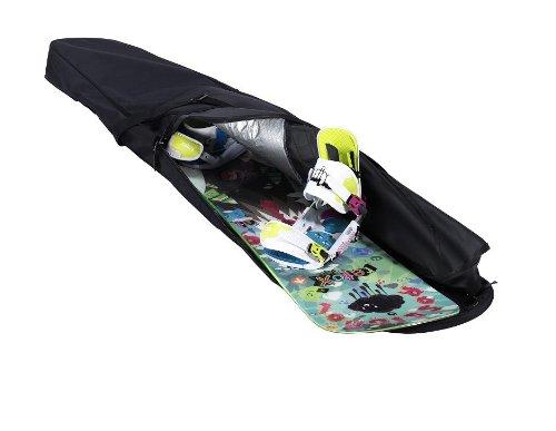 Snowboardtasche schwarz 155x40x10