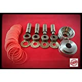 Coin Ring Punch Set with 24 Spacers Punch Sizes 5/8