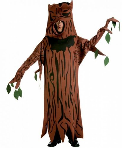 Costumes for all Occasions GC326 Scary Tree Adult