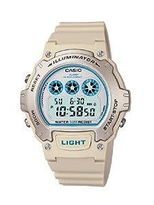 Casio Unisex-Armbanduhr CASIO COLLECTION Digital Quarz Resin W-214H-8AVEF