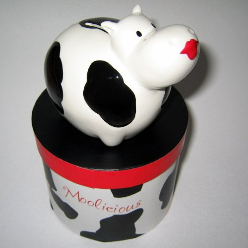 Ceramic Piggy Bank Moolicious