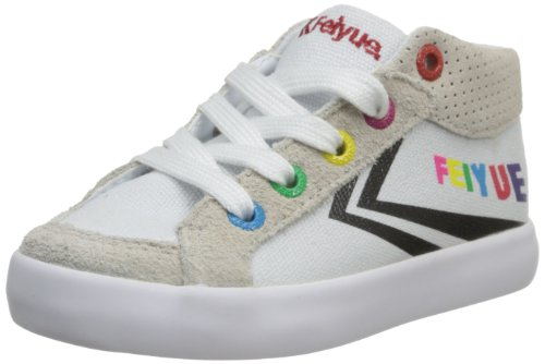 Feiyue Unisex-Child Delta Mid Laces 6 Tones Og Trainers