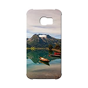 G-STAR Designer Printed Back case cover for Samsung Galaxy S6 Edge - G6098
