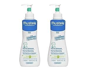 Mustela Dermo-Nettoyant Lot de 2 x 500 ml