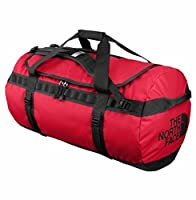 The North Face Base Camp Duffel Bag - (Tnf Red/Black, X-Large) from The North Face