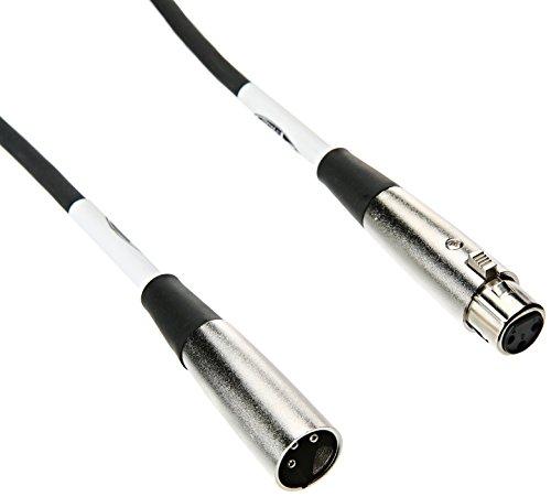 squier-by-fender-cable-pour-microphone-4m50-noir