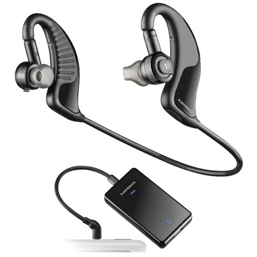Plantronics BackBeat 906 Stereo Bluetooth Headphones Set [Retail Packaging]