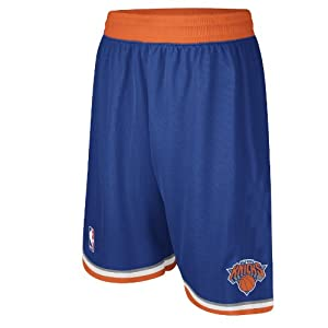 NBA New York Knicks Swingman Uniform Short, Small